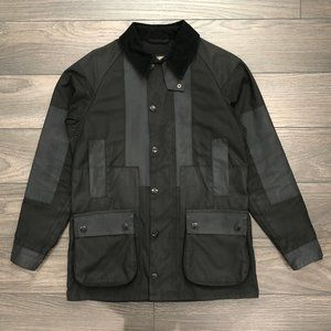 Barbour X Paul Smith Patchwork Wax Jacket